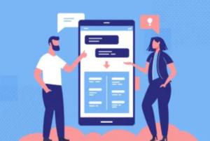 Mobile app prototype user testing